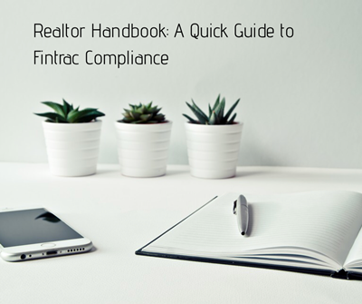 Realtor Handbook - A Quick Guide to Fintrac Compliance